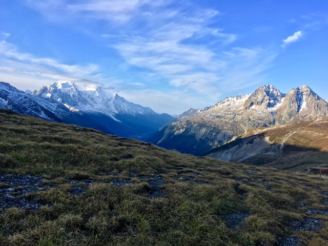 TMB : Le tour du Mont Blanc en photos