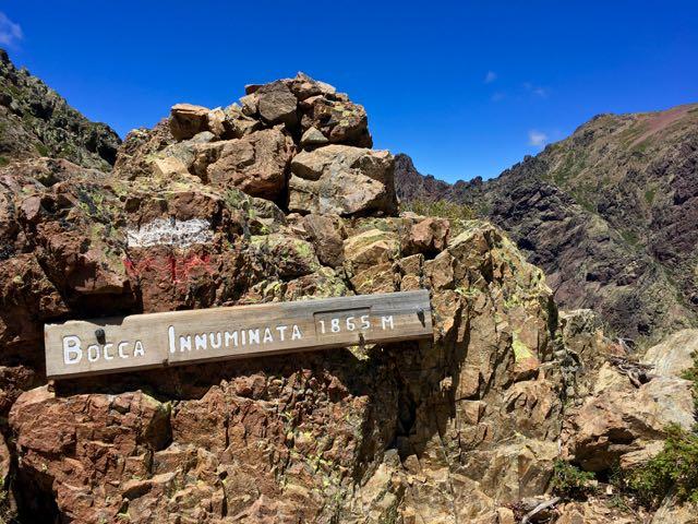 Trek en Corse: le GR20 en 7 jours