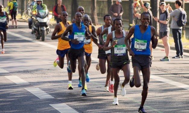 Le marathon de Paris 2017 en images