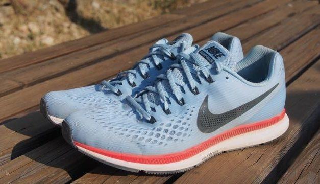 Nike Air Zoom Pegasus 34: le test