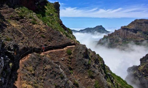 Trek – La traversée de Madère à pied